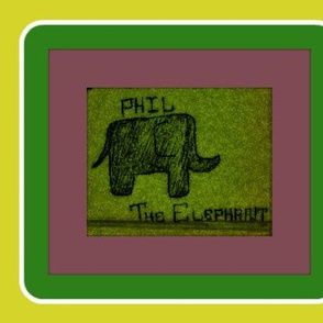 Phil the Elephant