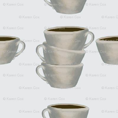 Cups of Jo, gray
