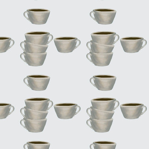 Cups of Jo, gray