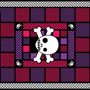 Lil Punk Cheater Quilt