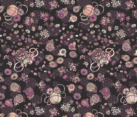 Temari  fabric by teja_jamilla on Spoonflower - custom fabric