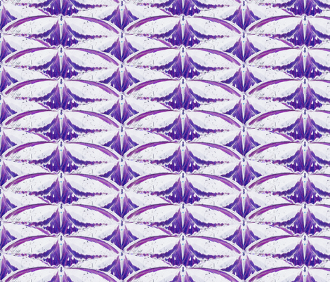 purplebutterfly fabric by upcyclepatch on Spoonflower - custom fabric