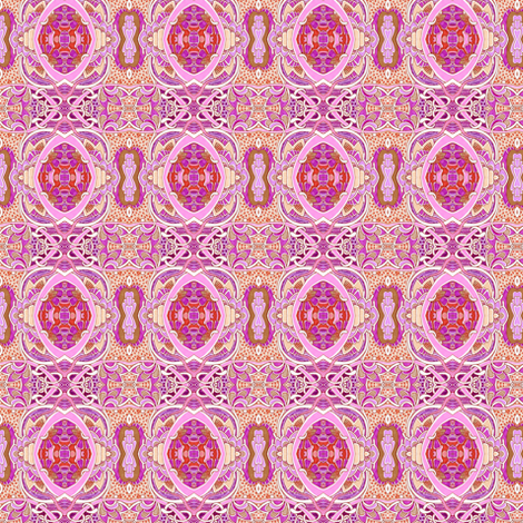 Granny's Little Princess fabric by edsel2084 on Spoonflower - custom fabric