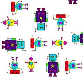 robot ditsy