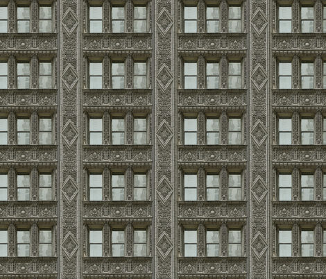 NYC Renaissance fabric by chris on Spoonflower - custom fabric
