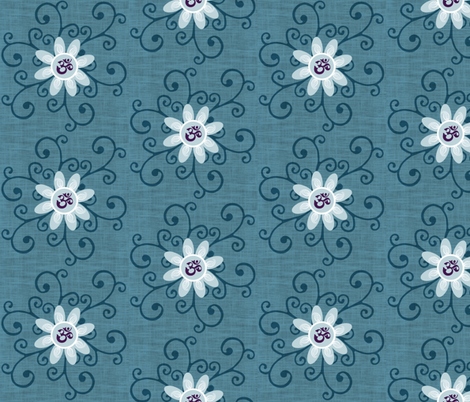 Salutation Seal fabric by brainsarepretty on Spoonflower - custom fabric