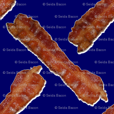 BACON! Blue