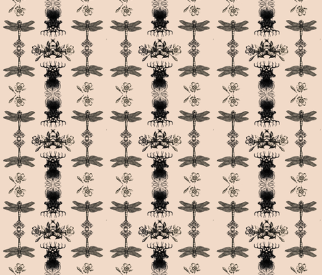 field notes 2 fabric by michelledoran on Spoonflower - custom fabric