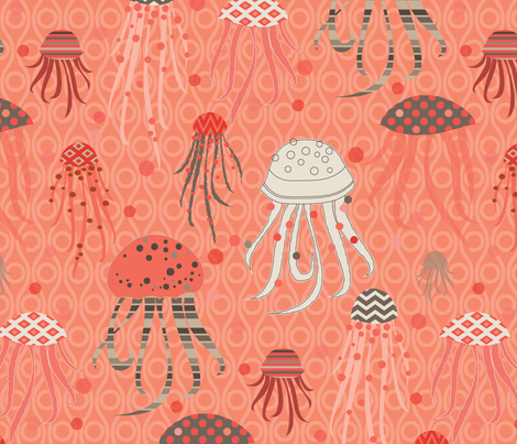 Deceptive Beauty fabric by kayajoy on Spoonflower - custom fabric