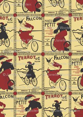 French bicycles