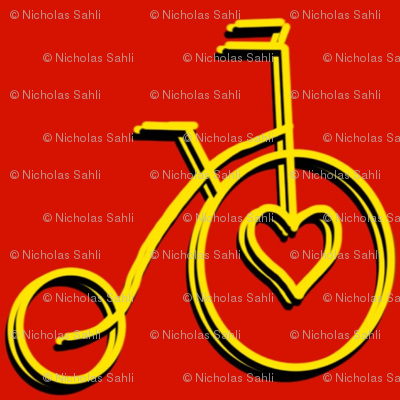 A Bike with a Heart of Gold
