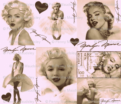 MARILYN MONROE AFTER MY HEART