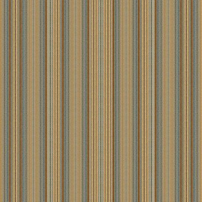 Vintage Stripe in Brown