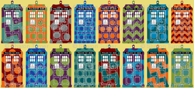 cool tardis