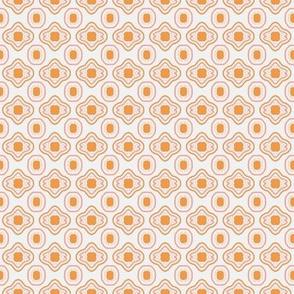 Tangerine Mosaic