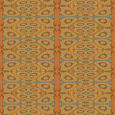 Gloria_Minor fabric by david_kent_collections on Spoonflower - custom fabric