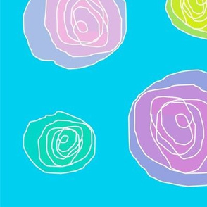 Abstract Roses - Pool