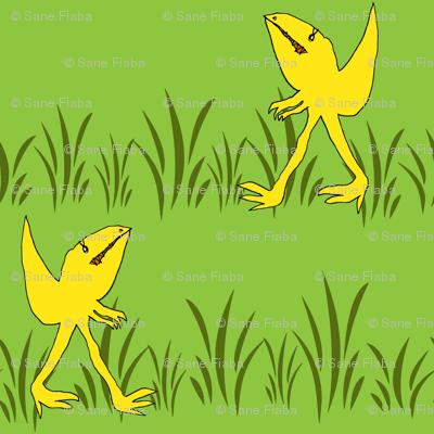 """Fiaba """"Rexi""""  the dinosaur"""