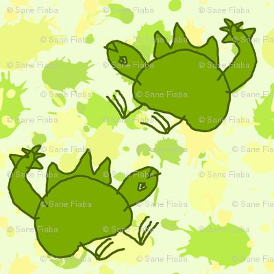 Fiaba Stegosaurus