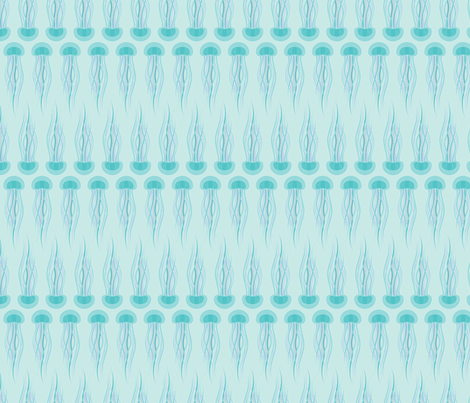 jelly_stripe_small fabric by nimiane on Spoonflower - custom fabric