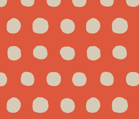 Rjumbo_dots_in_tangerine_and_khaki__shop_preview