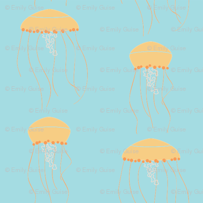 traveling jellyfish