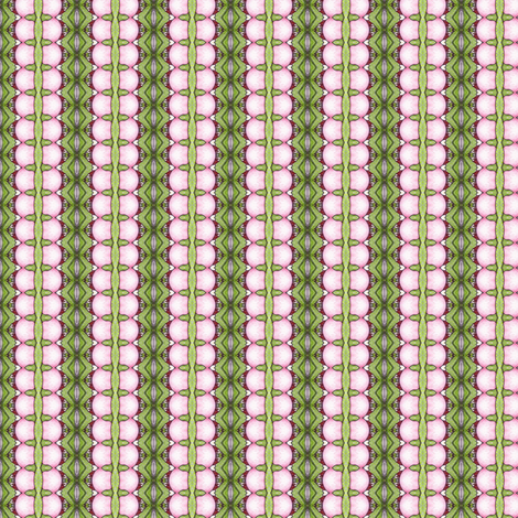 Rosalie's Stripe fabric by siya on Spoonflower - custom fabric