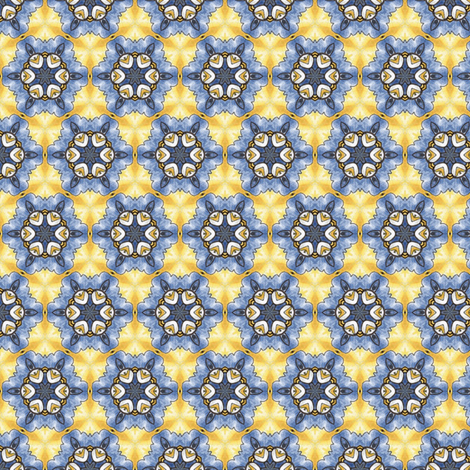 Toshio's Lightning Chain fabric by siya on Spoonflower - custom fabric