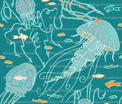 jelly(fish) labyrinth