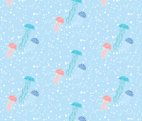 jelly fabric by stella12 on Spoonflower - custom fabric