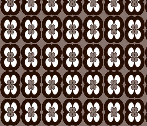 Classic_Flower fabric by designedtoat on Spoonflower - custom fabric