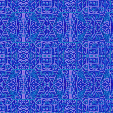 Light Before Dawn fabric by siya on Spoonflower - custom fabric