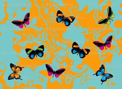 3D_butterflies