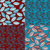Rrset_oiseau_feuille_rouge_turquoise_shop_thumb