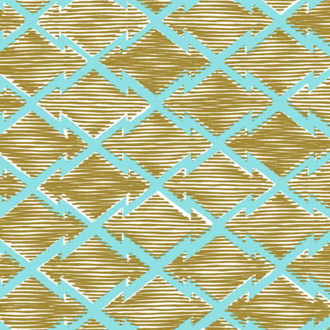 Criss Cross fabric by adamrhunt on Spoonflower - custom fabric