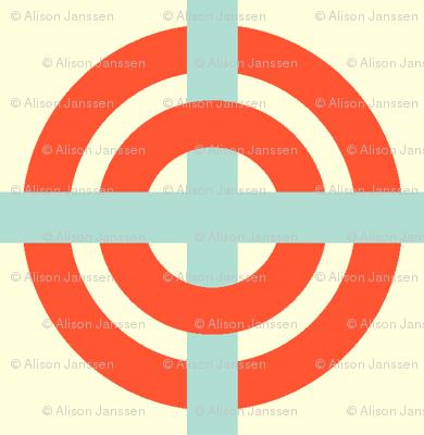 Orange mod circles