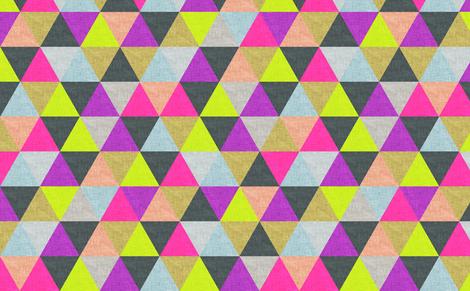 ocean of â–² fabric by biancagreen on Spoonflower - custom fabric