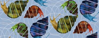 ditsy snails