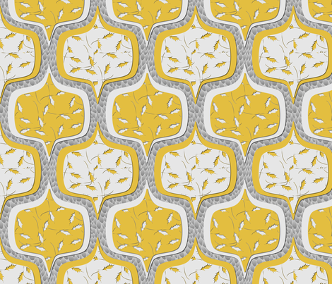 moderne fabric by glimmericks on Spoonflower - custom fabric