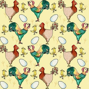 Chicken Ditzy