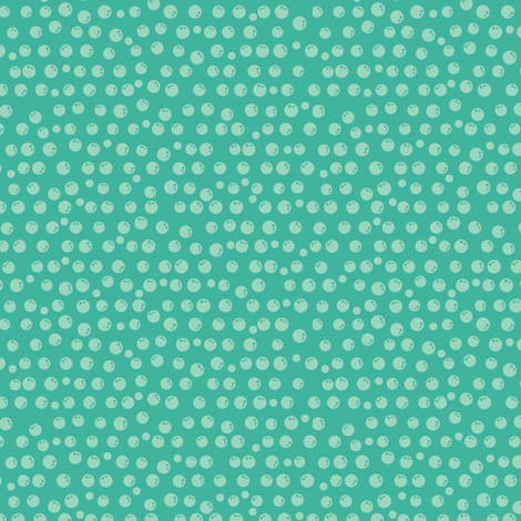 Bonair Baby Bubbles Dark fabric by jmckinniss on Spoonflower - custom fabric