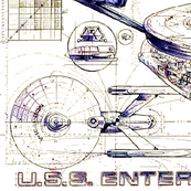 Enterprise Vintage Schematics