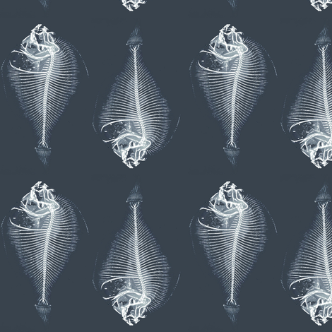 ghost fish fabric by nalo_hopkinson on Spoonflower - custom fabric