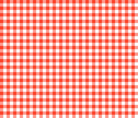 Red Marios 1/2inch complement fabric by retropopsugar on Spoonflower - custom fabric