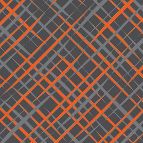 Wave_Plaid_-_Gray Orange-ch
