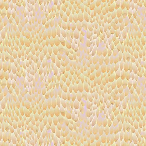 Golden Dragon fabric by glimmericks on Spoonflower - custom fabric
