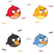 Rude Birds