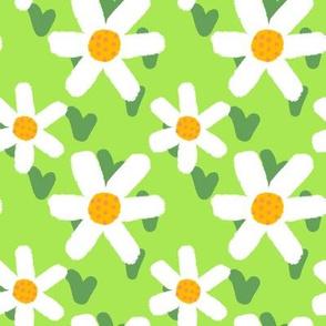 Daisy Dew Pattern