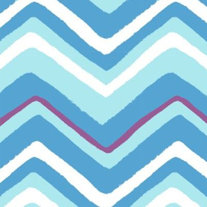 Drawn Chevron