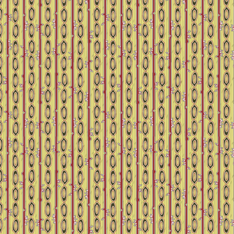 Ethnic_Stripe fabric by glimmericks on Spoonflower - custom fabric